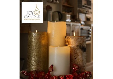 Meet the Handmade Candles Led Joy Candle