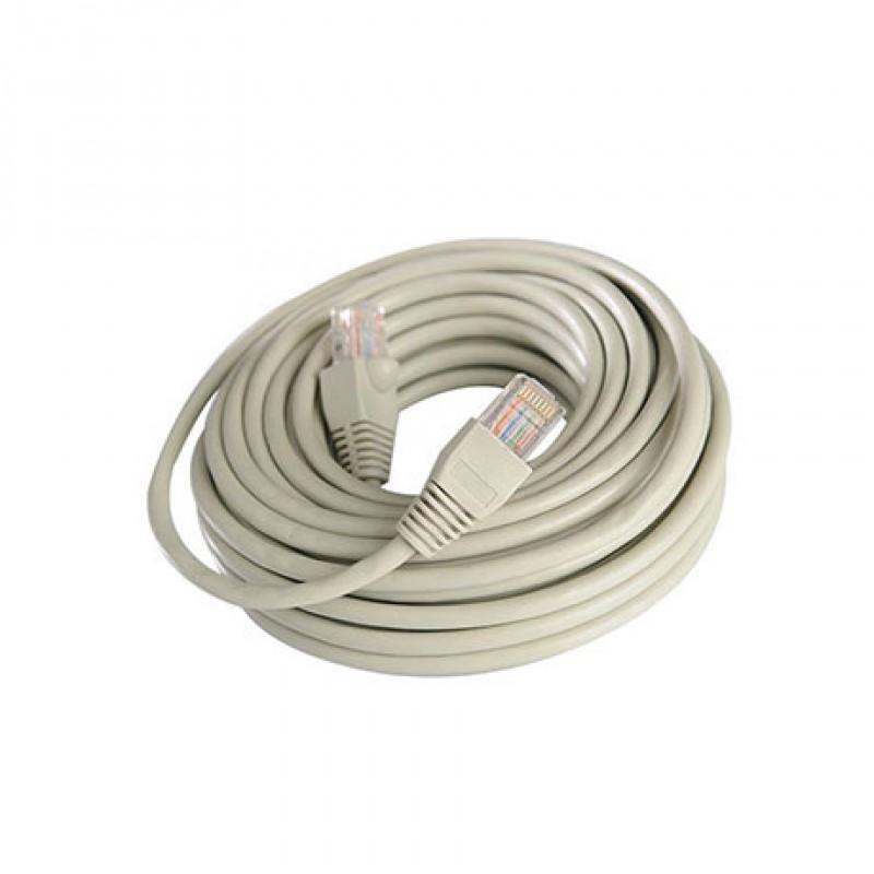 Network cord Extension (Ethernet) UTP-Cat5e 30m Grey