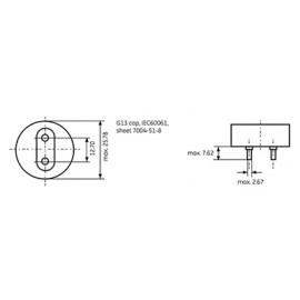 Λάμπα Φθορίου T8 58W/860 General Electric