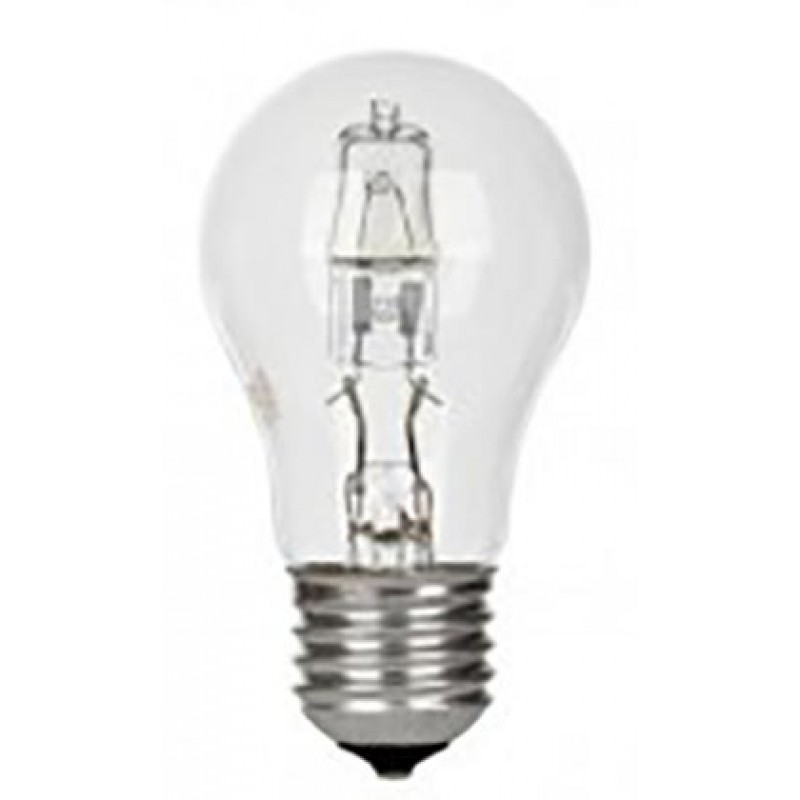 Halogen Lamp GLS E27 53W General Electric