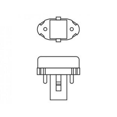 PL Lamp BX-2P 9W/865 General Electric