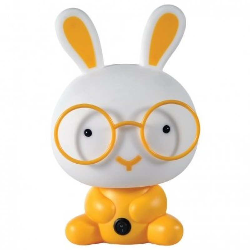 Children's Lighting Bunny Yellow