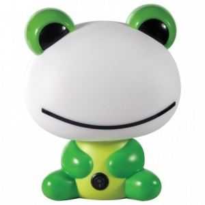 Παιδικό Φωτιστικό Βατραχάκι Πράσινο