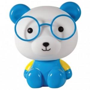 Παιδικό Φωτιστικό Αρκουδάκι Μπλε