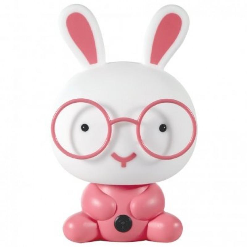 Children's Lighting Bunny Pink
